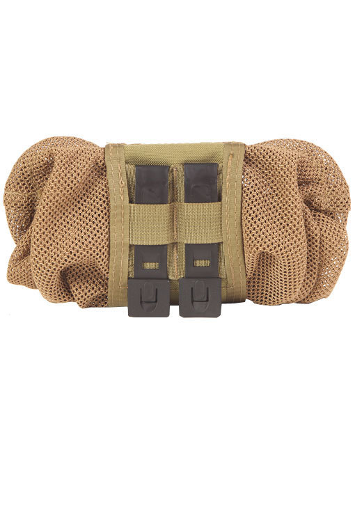 High Speed Gear Mag Net Dump Pouch Coyote Brown Huey S