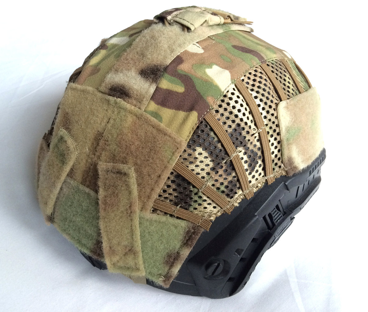 Orion Design Group Fast Cut Helmet Cover Multicam Huey S
