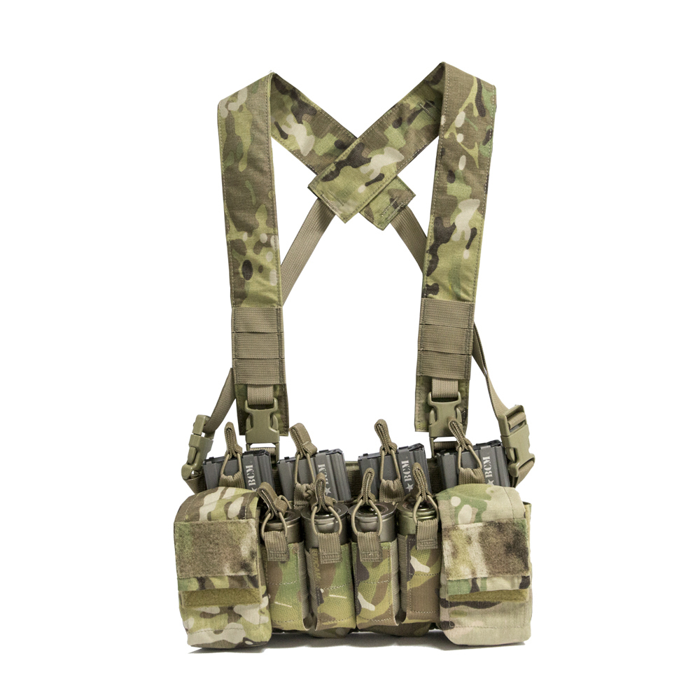 Haley Strategic D3CRX Chest Rig Multicam - HUEY'S