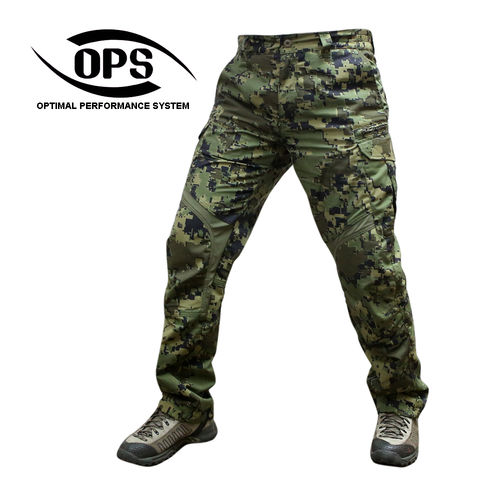 OPS Stealth Warrior Pants US4CES Woodland