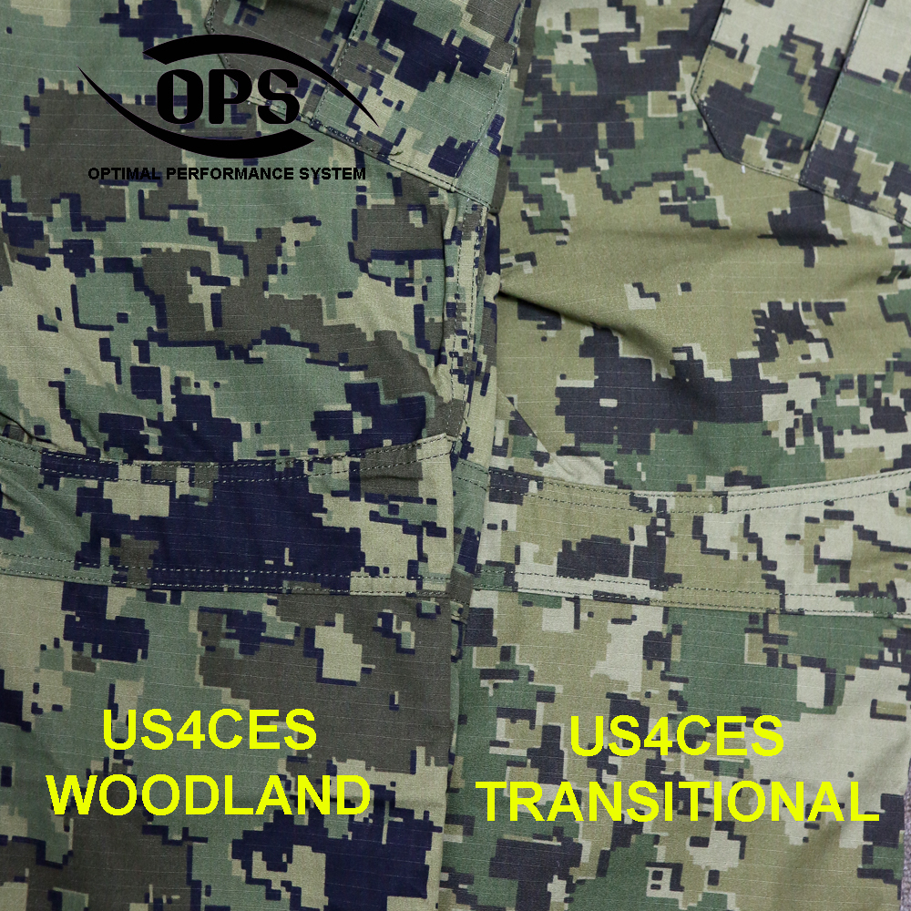 Ops Stealth Warrior Pants Us4ces Woodland Huey S