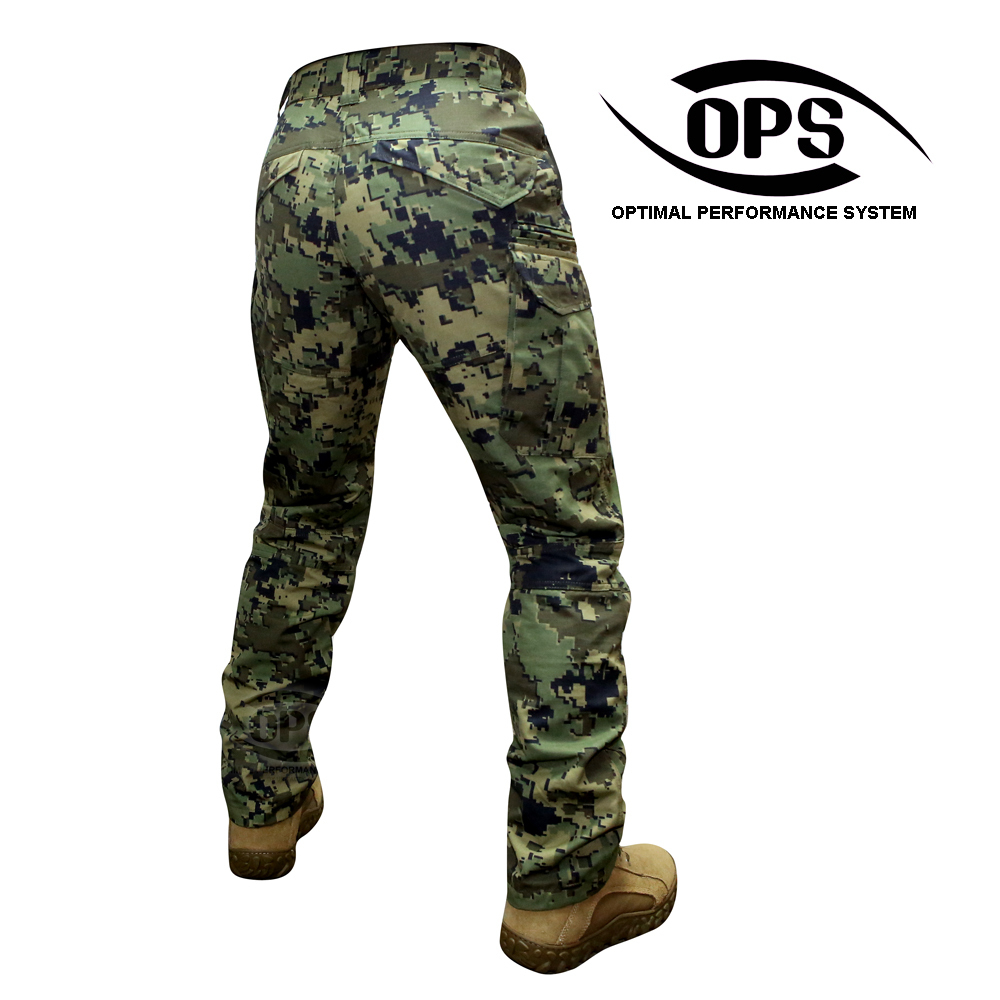 OPS Stealth Warrior Pants US4CES Woodland - HUEY'SUs4ces Woodland