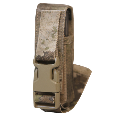 OPS Universal Pistol Mag Pouch A-TACS AU