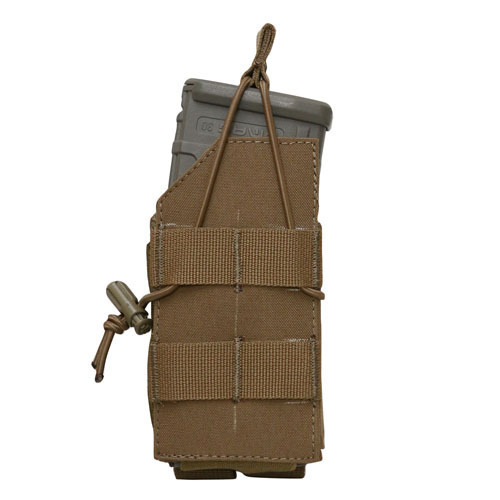 OPS Single Shingle M4 Magazine Pouch Coyote Brown