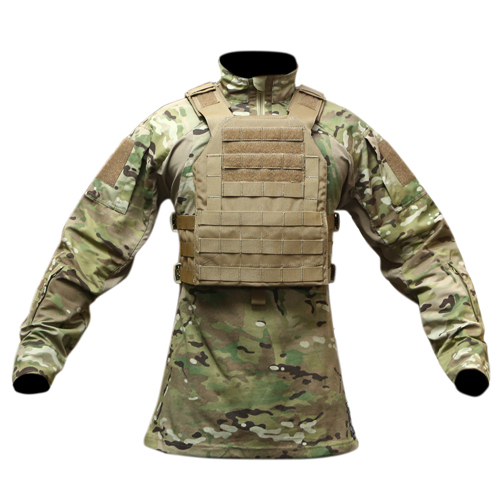 OPS Easy Plate Carrier Coyote Brown