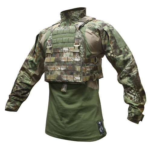 OPS Easy Plate Carrier Kryptek Mandrake