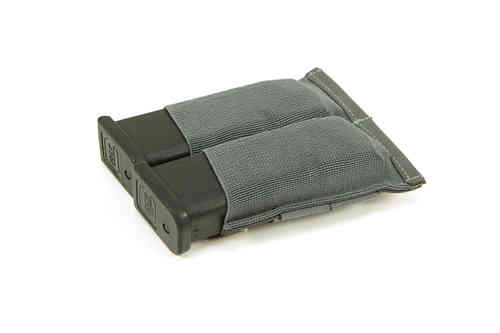 Blue Force Gear Ten Speed Double Pistol Mag Pouch Wolf Grey