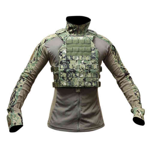 OPS Easy Plate Carrier AOR2
