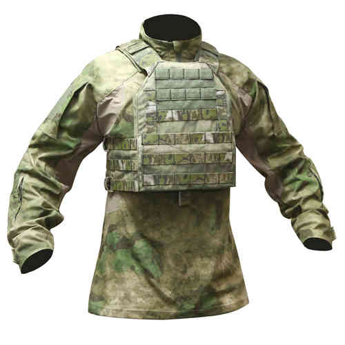 OPS Easy Plate Carrier A-TACS FG