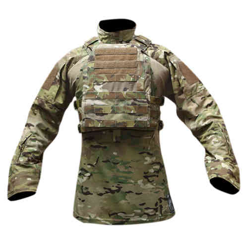 OPS Easy Plate Carrier Multicam