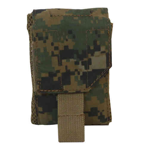 OPS Collapsible Dump Pouch Woodland MARPAT