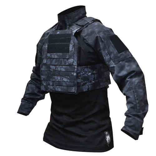 OPS Easy Plate Carrier Kryptek Typhon