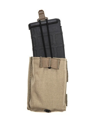 LBX Tactical M4 Speed Draw Magazine Pouch Tan499