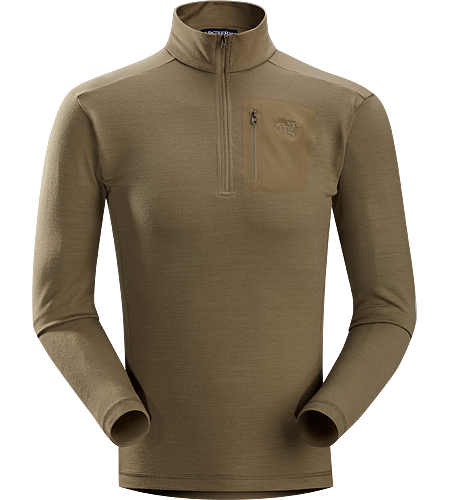 Arc'Teryx Rho LTW Zip Neck Crocodile