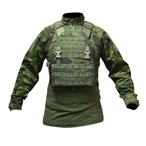 OPS Easy Plate Carrier Multicam Tropic