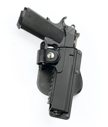 Fobus EMC 1911 with rails Light Bearing Holster (right hand)