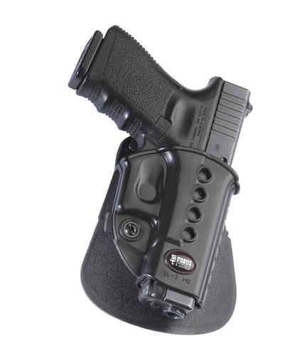 Fobus Paddle Holster for Glock 17/19 New Design (right hand)