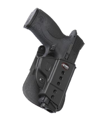 Fobus Paddle Holster for S&W M&P 9mm and 40 cal (right hand)