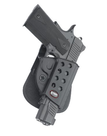 Fobus Paddle Holster for 1911's with rails (right hand)
