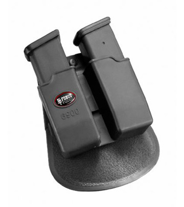 Fobus Double Magazine Pouch for Glock 17/19 & Sig 226