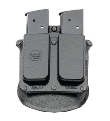 Fobus Double Magazine Pouch for Colt 1911 .45 Single Stack