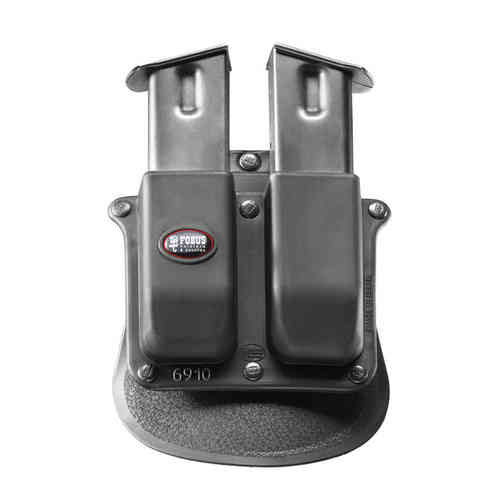 Fobus Double Magazine Pouch for Beretta 92/M9, PX4, Sig 226, S&W M&P and XD