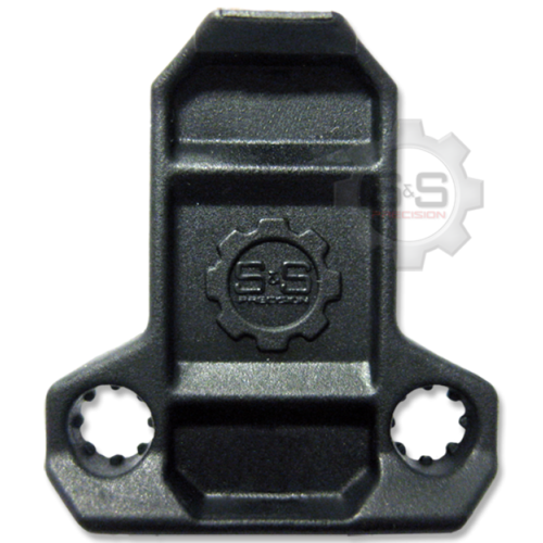 S&S Precision Pull Tabs Black 6 pack