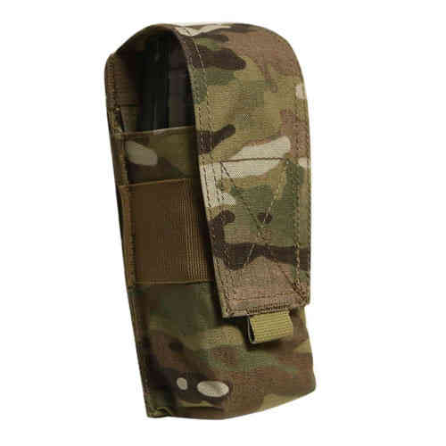 OPS Double 556/AK Mag Pouch Multicam