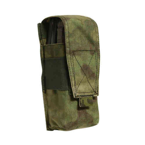 OPS Double 556/AK Mag Pouch A-TACS FG