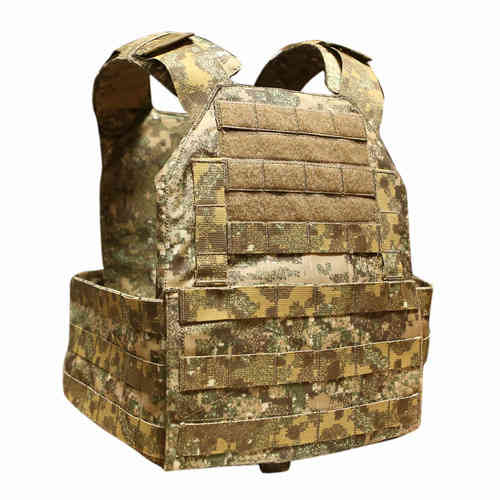 OPS Easy Plate Carrier PenCott Badlands