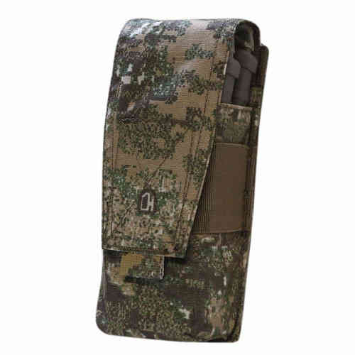 OPS Double 556/AK Mag Pouch PenCott Badlands