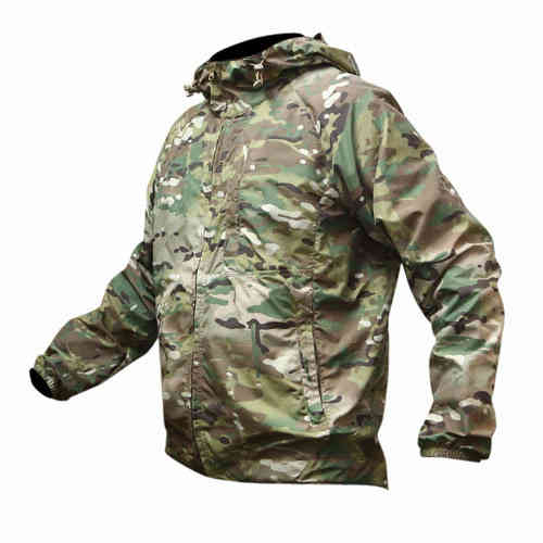OPS Tactical Wind Jacket Multicam
