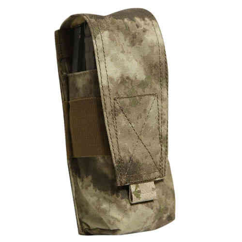 OPS Double 556/AK Mag Pouch A-TACS AU