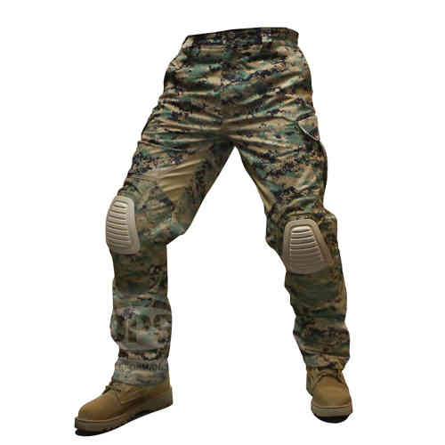 OPS Advanced Fast Response Pants Woodland MARPAT