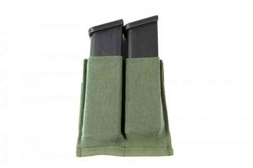 Blue Force Gear Ten Speed Double Pistol Mag Pouch OD Green