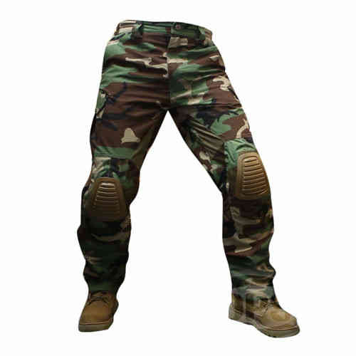 OPS Advanced Fast Response Pants M81 US Woodland