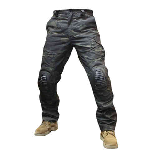OPS Advanced Fast Response Pants Multicam Black
