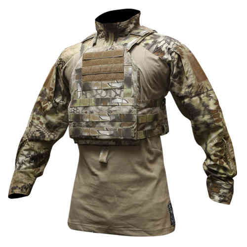 OPS Easy Plate Carrier Kryptek Highlander