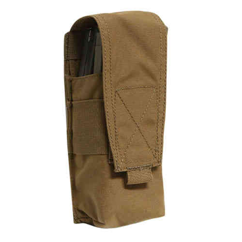 OPS Double 556/AK Mag Pouch Coyote Brown
