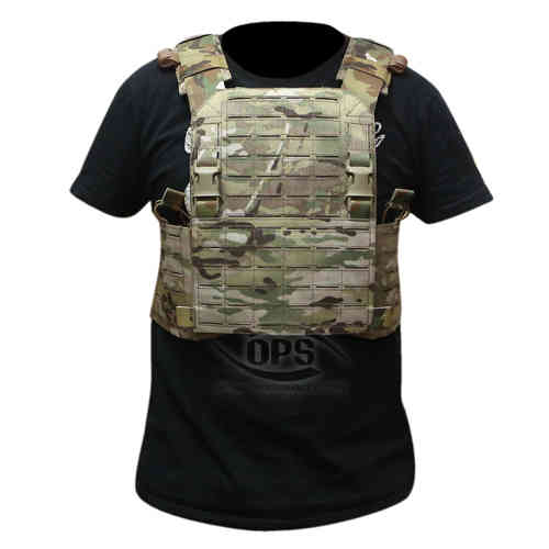 OPS Advanced Modular Plate Carrier Multicam