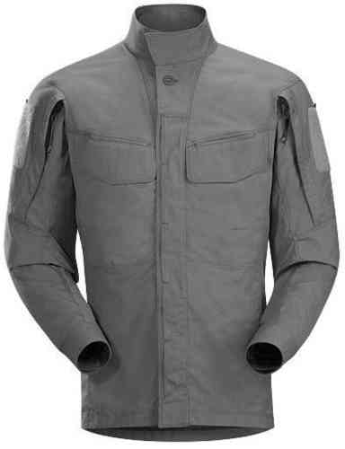 Arc'Teryx LEAF Recce Shirt AR Wolf Grey