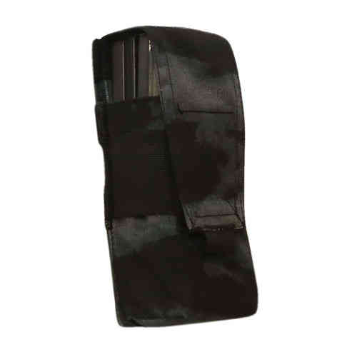 OPS Double 556/AK Mag Pouch A-TACS LE