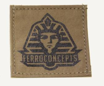 Ferro Concepts Patch Coyote Brown