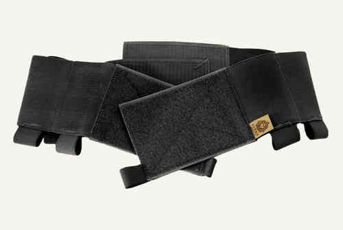 Ferro Concepts Carry Elastic Cummerbund Black