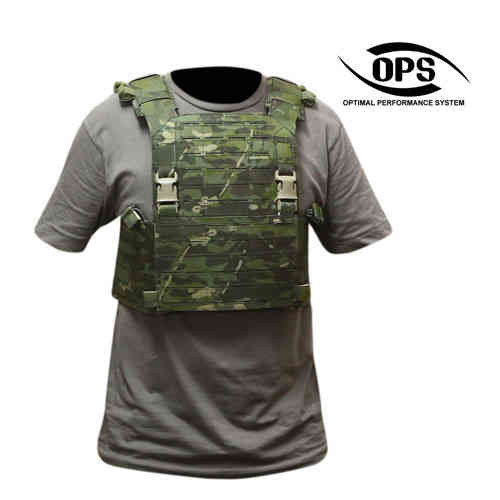 OPS Advanced Modular Plate Carrier Multicam Tropic