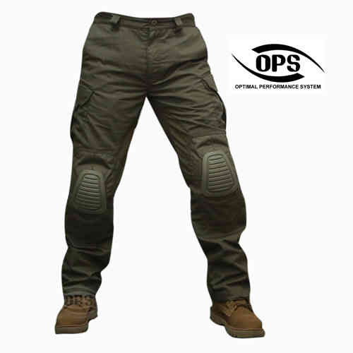 OPS Advanced Fast Response Pants Ranger Green