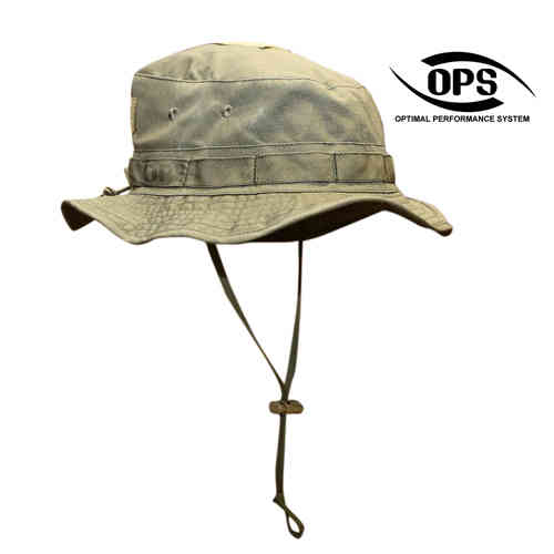 OPS Tactical Boonie Ranger Green
