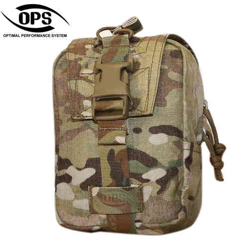 OPS Quick Detachable Utility Pouch Multicam