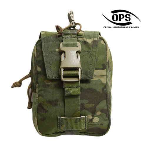OPS Quick Detachable Utility Pouch Multicam Tropic