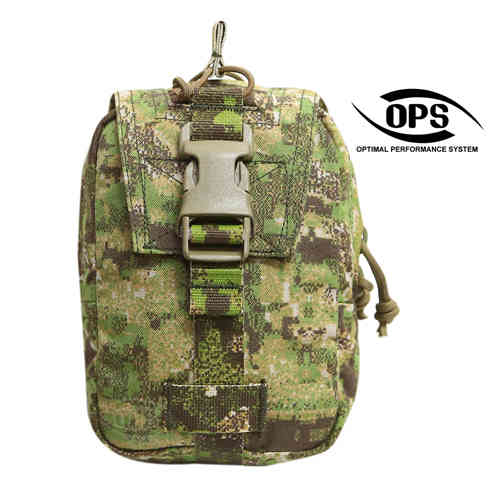 OPS Quick Detachable Utility Pouch PenCott GreenZone